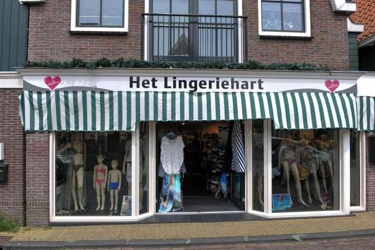 t' Lingeriehart