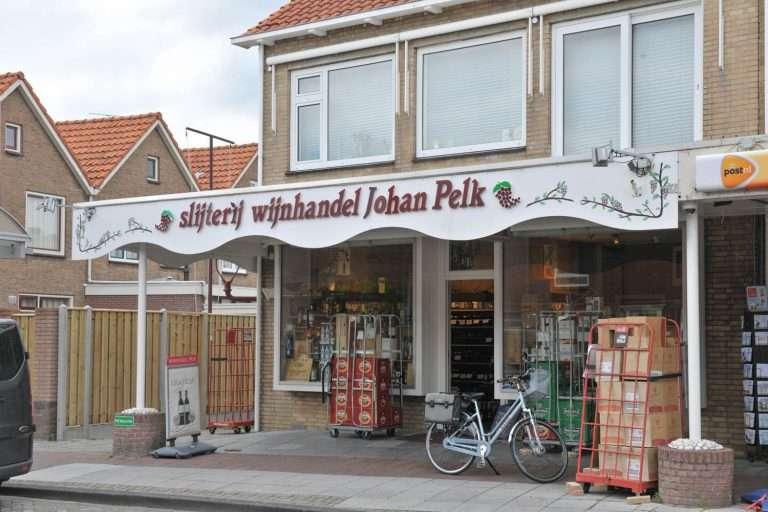 Slijterij Johan Pelk