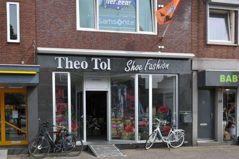 Shoefashion Theo Tol