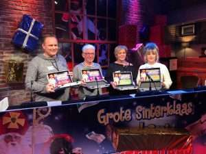 Extra Prijswinnaars Grote Sinterklaasloterij 2018