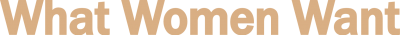 WhatWomenWant_logo